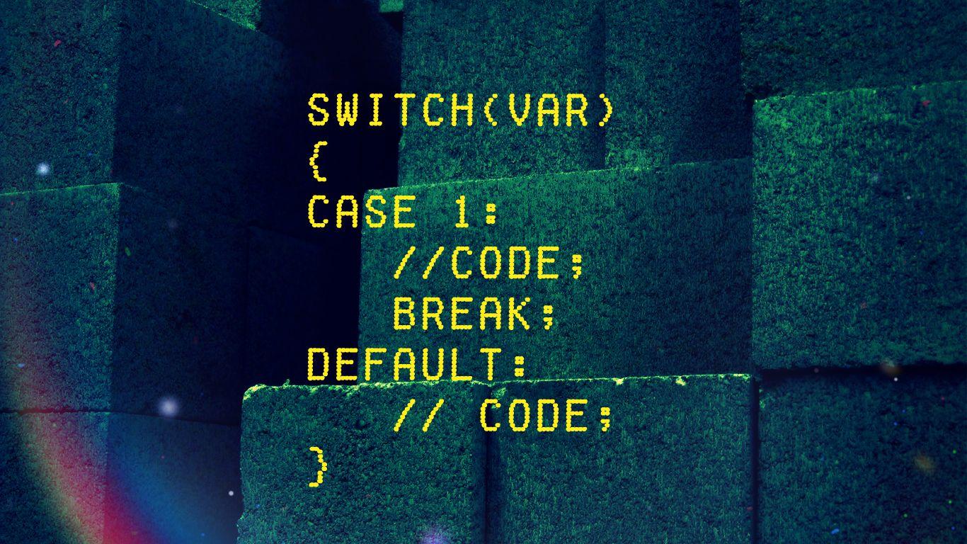 оператор switch, switch c++, switch в с++, оператор множественного выбора, свич с++, основы программирования
