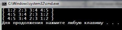 mappa класс C ++, контейнеры STL, map per i principianti